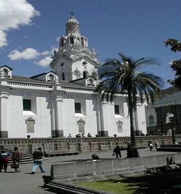 Iglesia El Sagrario QUITO